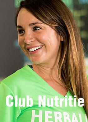 CLUB NUTRITIE HERBALIFE